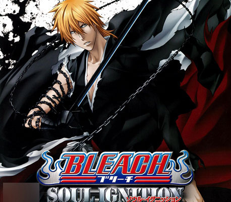 Bleach PS3 game: Soul Ignition
