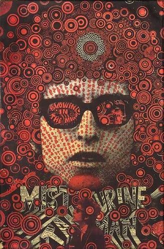 Bob Dylan Poster Art