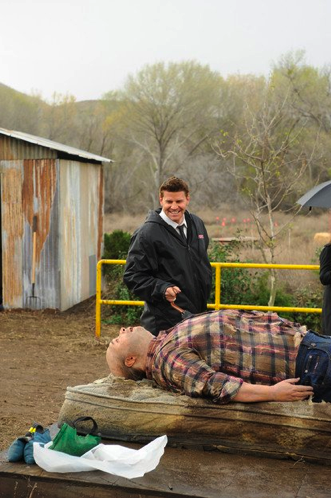 Bones 6x17 Behind the Scenes