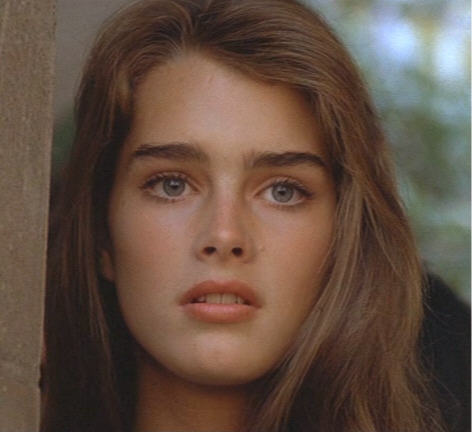 Brooke Shields wallpaper with a portrait entitled Brooke Shields From The Movie Endless Love