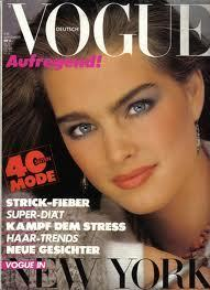 Brooke Shields Vogue - brooke-shields Photo