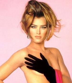 Brooke Shields wallpaper containing attractiveness, skin, and a portrait titled Brooke Shields