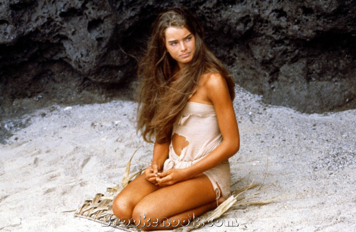 The Blue Lagoon Brooke shields