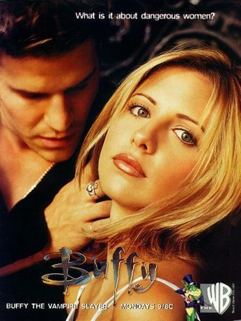 Buffy The Vampire Slayer on the WB