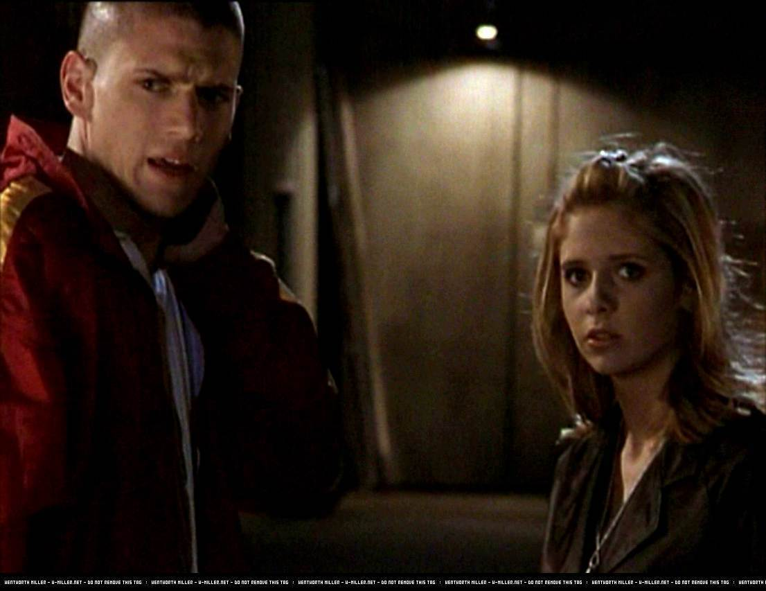 an analysis of buffy the vampire slayer a television show Why buffy is still the best tv show about leadership, ever buffy the vampire slayer is the finest analysis matters but so does instinct buffy starts.