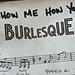 Burlesque <3