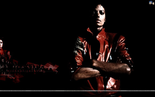 CAUSE THIS IS THRILLER,QUEEN_GINA