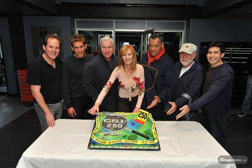 C.S.I. Celebrates 250 Episodes