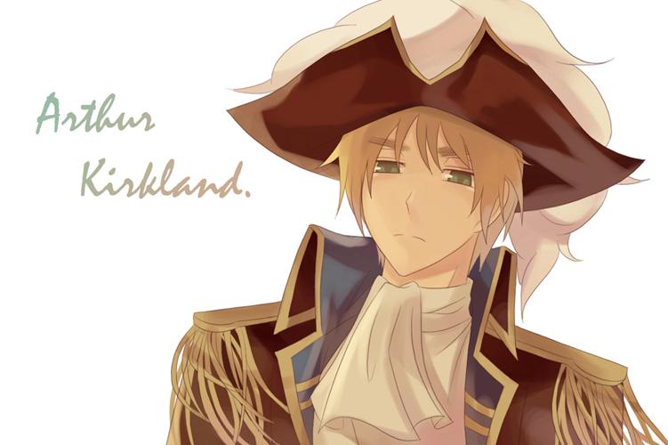 Captain Arthur Kirkland!