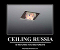 Ceiling Russia