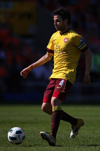 Cesc (Blackpool - Arsenal)