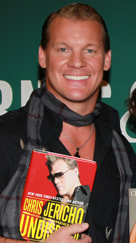 Cheryl Burke & Chris Jericho Book Signing For Dancing Lessons And Undisputed – March 28th, 2011