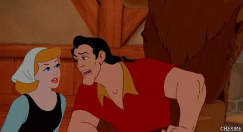 Cinderella/Gaston