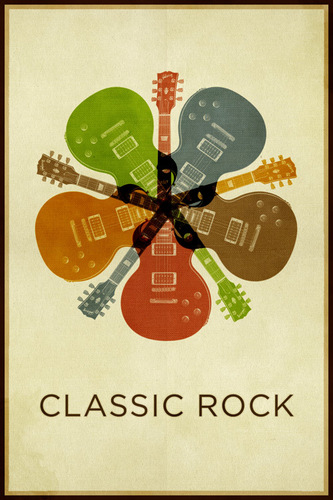 Classic Rock Graphic - classic-rock Photo