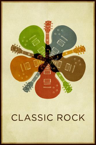 Classic Rock Graphic