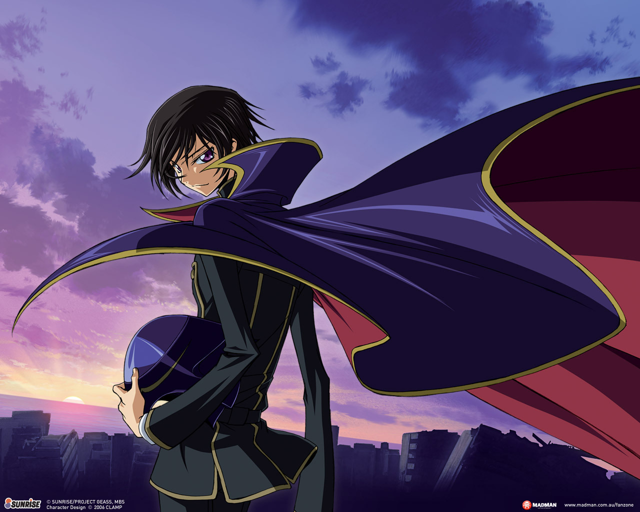Lelouch Lamperouge Zero Images Code Geass Hd Wallpaper And