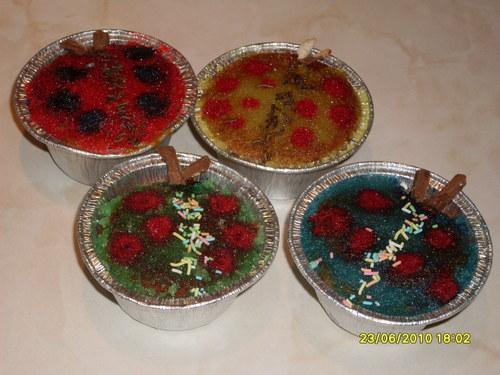 cupcakes par Me ^_^