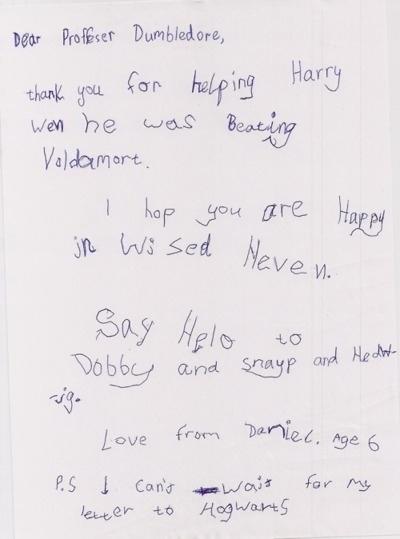 Dear Parents Letter Tumblr