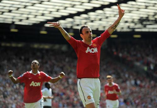D. Berbatov (Manchester United - Fulham)
