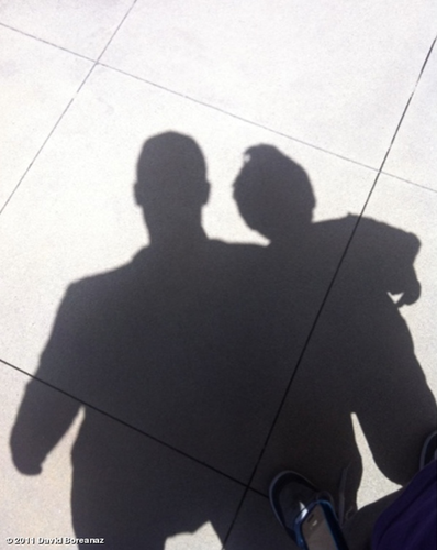 "DB Tweets: ""Me and Jaden in Shadow"""