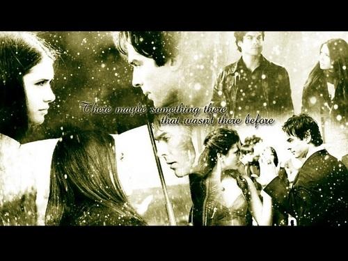 Damon and Elena ❤
