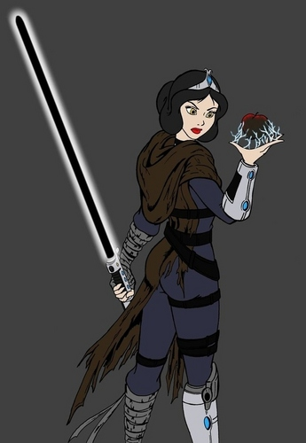 Darth-Snow White