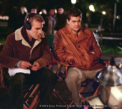 Dawson and Pacey