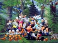 Mickey And Friends - classic-disney wallpaper