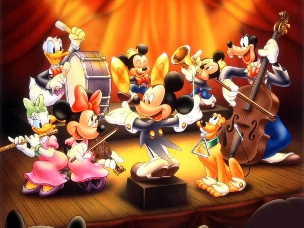 Mickey's Band