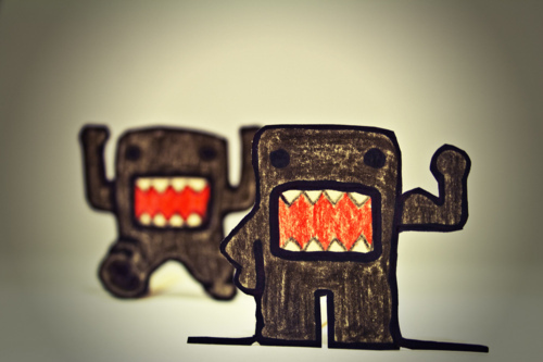 domo-kun images Domo-Kun! wallpaper and background photos