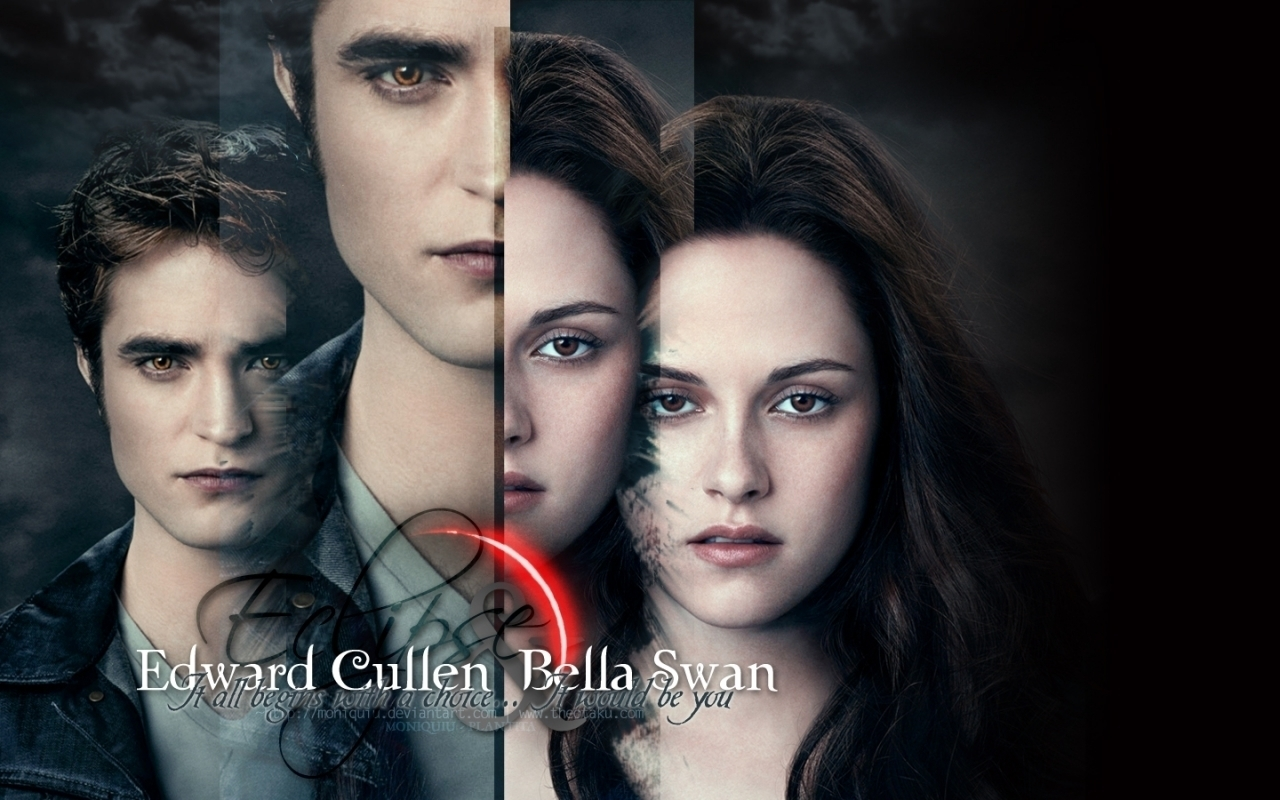 Eclipse Bella & Edward