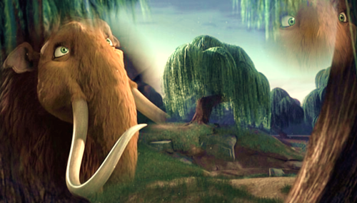 Ice Age wallpaper titled Ellie