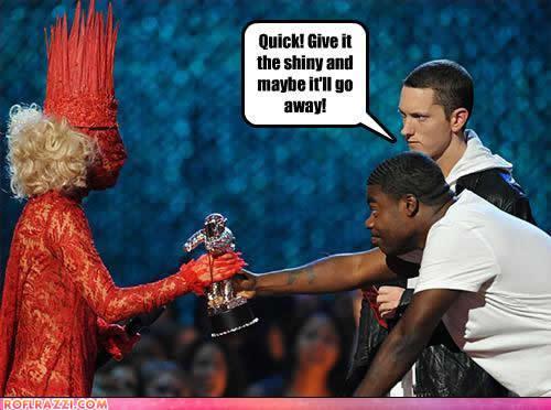 Em n Lady Gaga