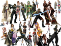 FF characters - final-fantasy photo