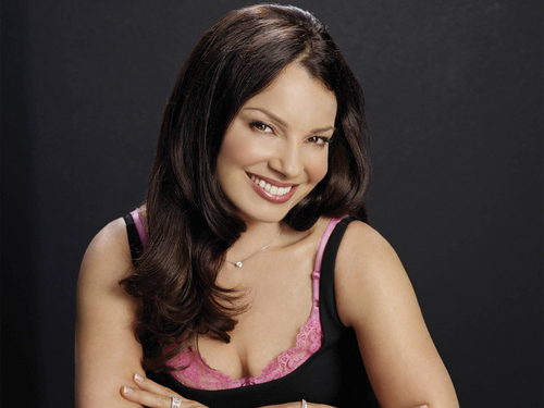 Фрэн Дрешер Обои probably with attractiveness, a halter, and a portrait entitled Fran Drescher