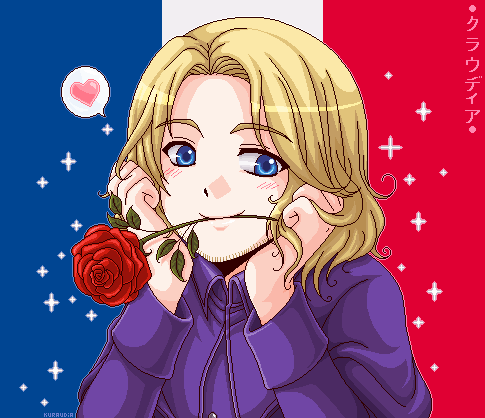 Hetalia wallpaper with anime called France~