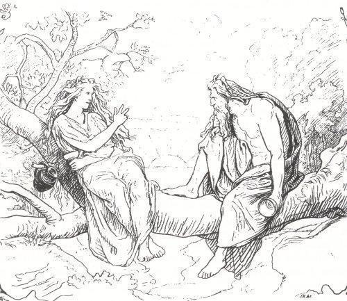 Freya and Od