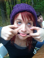 Funny ;D - hayley-williams-hair photo