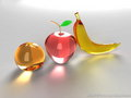 GLASS FRUIM - fruit wallpaper