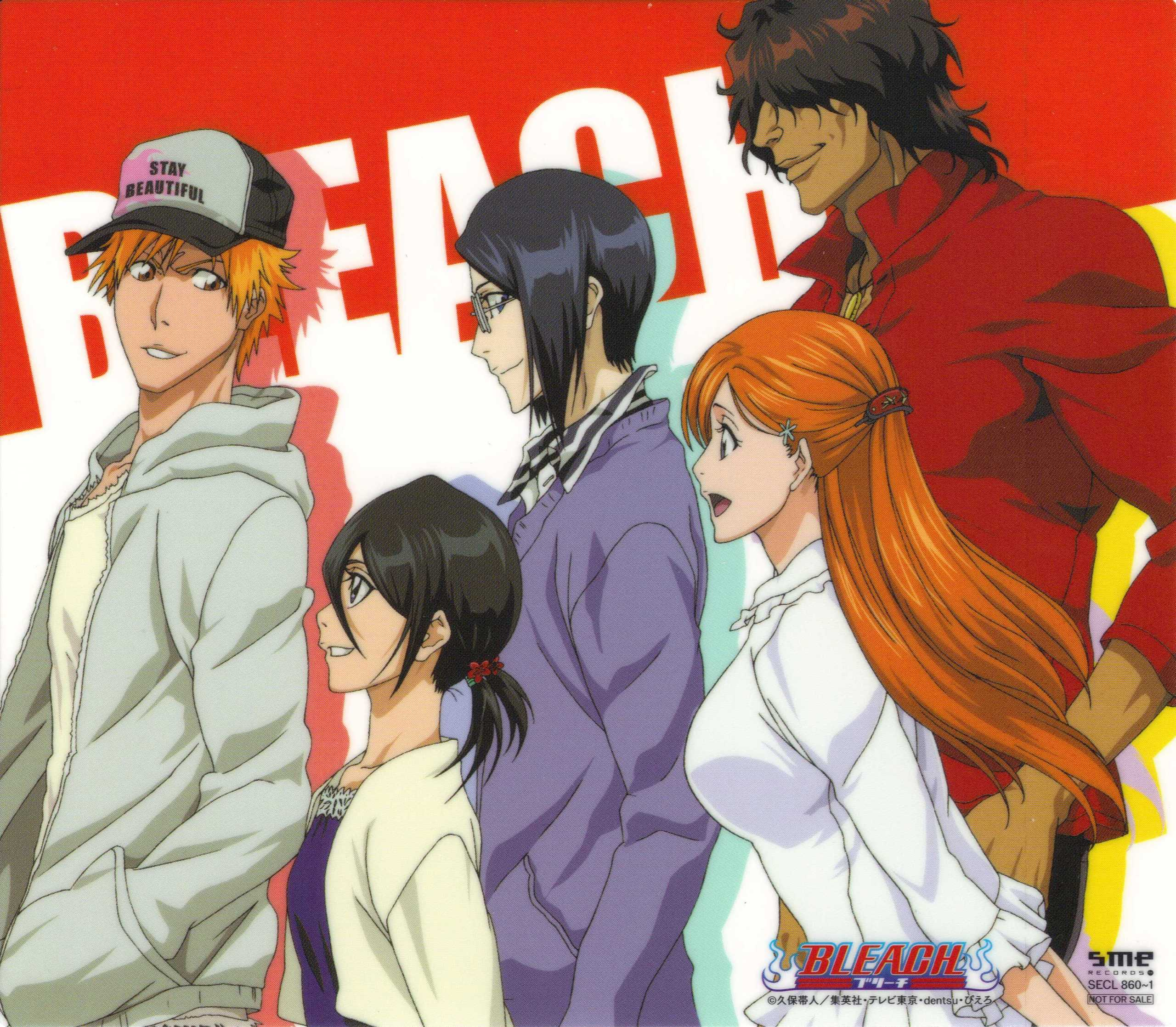 Bleach: Bleach group - Photo Colection