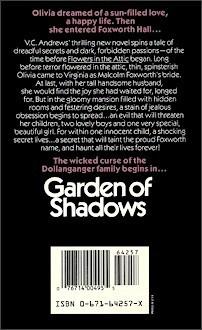Garden of Shadows back cover