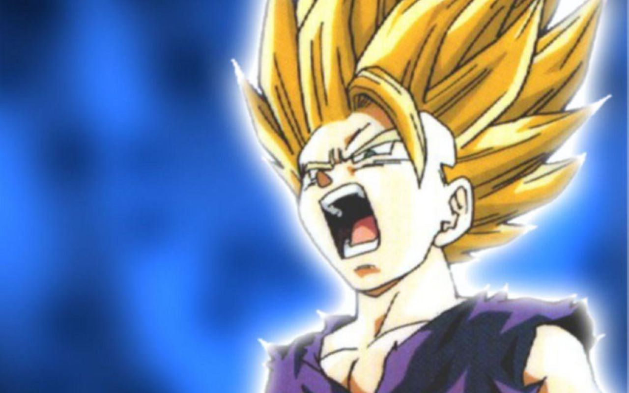 Gohan images gohan hd wallpaper and background photos - Dragon ball z gohan images ...