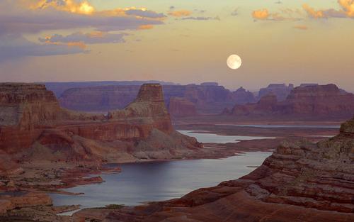 Schöne Bilder Hintergrund entitled Grand Canyon