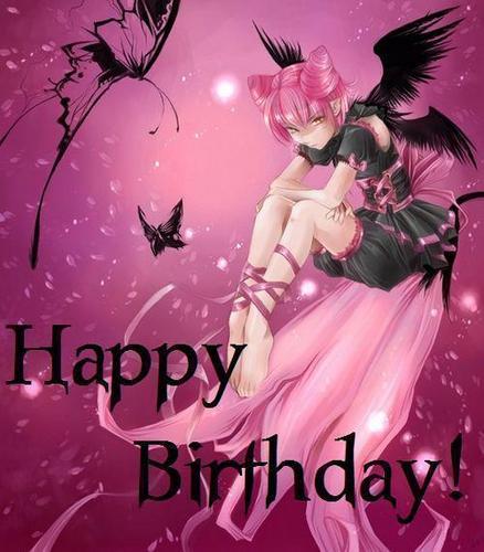 HAPPY BIRTHDAY SWEET RACHEL ♥♥♥♥♥