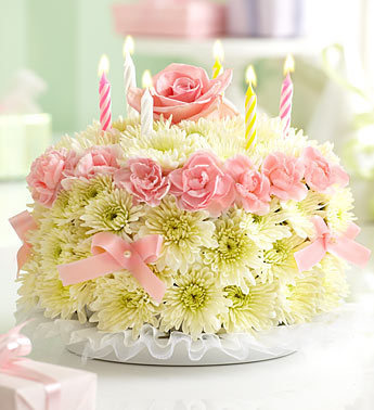 Birthday Cake For Mackenzie ♥