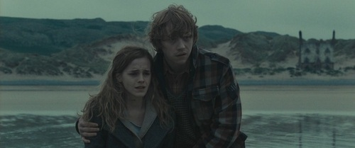 Harry Potter and the Deathly Hallows Part 1 - ronald-weasley Screencap