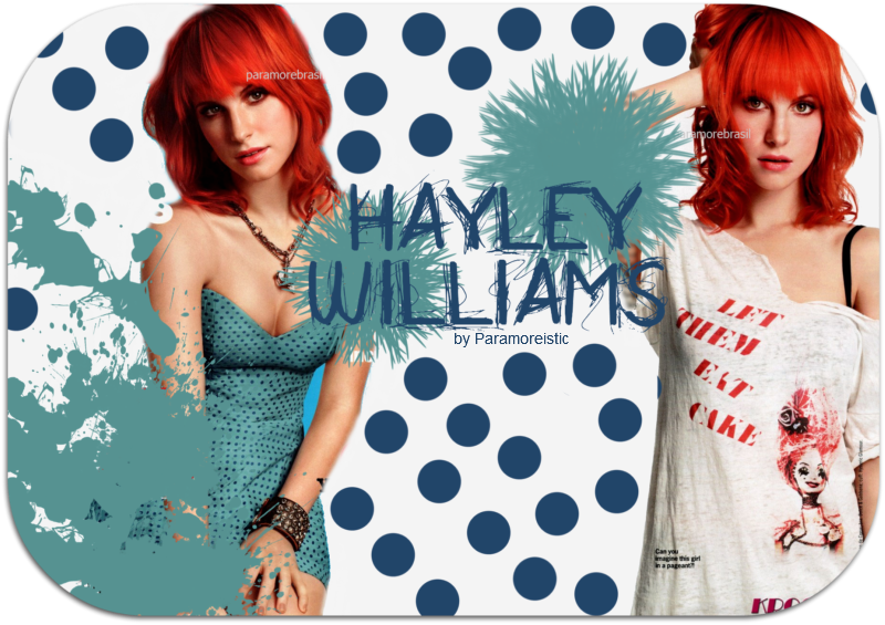 paramore hayley williams wallpaper. hayley williams wallpaper
