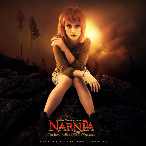 Hayley Williams Narnia