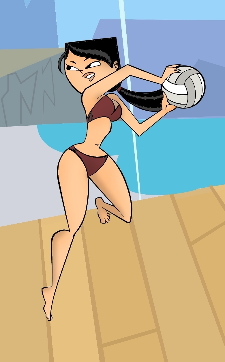 total drama heather nude