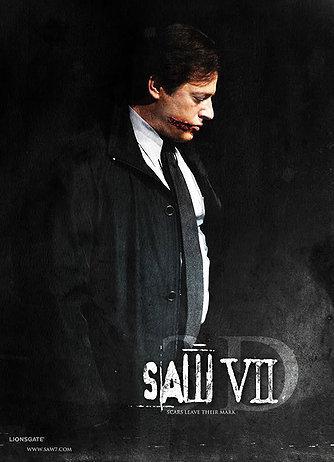 Hoffman - Saw 3D - Poster